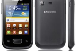 SAMSUNG GALAXY pocket GT-S5300 black